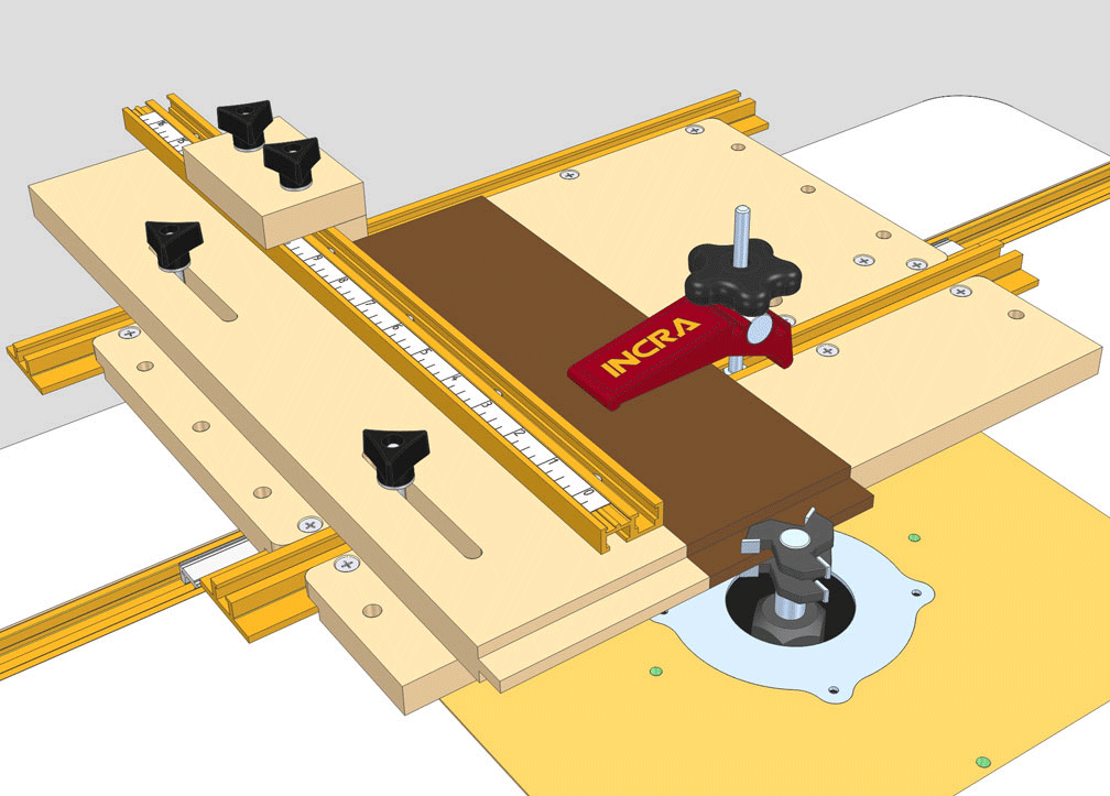 ... Fixture Components :: Build-It System :: INCRA Free Jig Plans - 003
