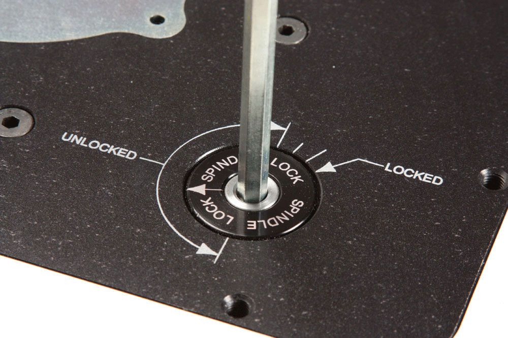 Ball Lock Lift : Incra tools precision fences router system