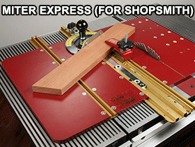 Miter Express for Shopsmith