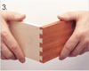 Dovetails as simple as 1-2-3