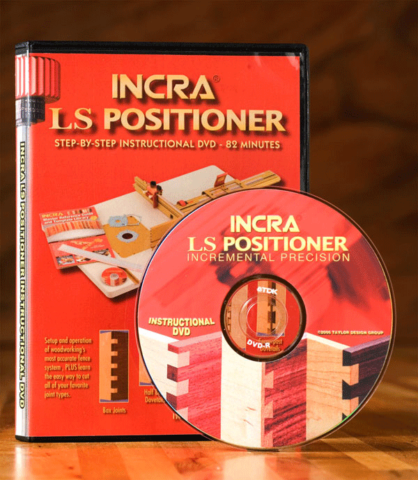 Incra Tools Precision Fences Ts Ls Joinery System