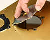 Solid Aluminum Mounting Plate w/MagnaLOCK Throat Plate System