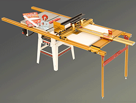 INCRA Table Saw Combo 4