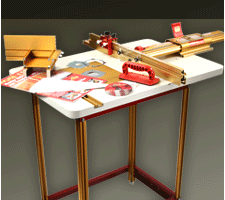 router table combos